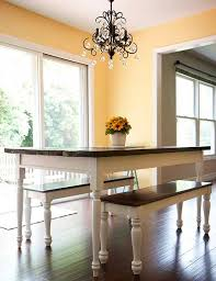 Make Dining Room Table Discount Dining Room Sets Make Your Own With These Diy Projects