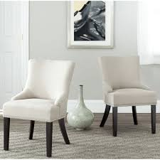 Accent Chair Set Of 2 Accent Dining Chairs Accent Chairs Elegant Wingback Dining Chair