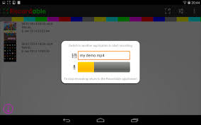 free on android without downloading free screen recorder no root android apps on play