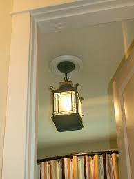 turn porch light into outlet replace recessed light with a pendant fixture hgtv