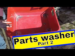 harbor freight parts washer pump part 2 youtube harbor freight