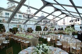 clear tent rentals tent rental wedding party event rope pole structure canopy