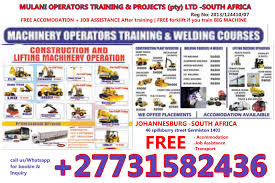 mulani operators welding training 27731582436 july 2015