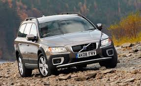 volvo vans volvo xc70 estate review 2007 2016 parkers