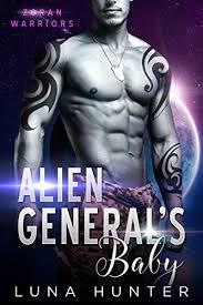 alian a h general s baby scifi zoran