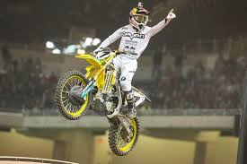 history of motocross racing detroit supercross james stewart makes history