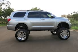 toyota sequoia lifted pics 10 awesome lifted sequoias toyota parts