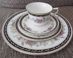 vintage mikasa bone china 8 place settings 40 pc set