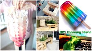 Easy Home Decorating Crafts 32 Easy Diy Home Projects You Can Do In A Weekend