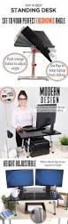 Lifehacker Ikea Standing Desk by Best 25 Best Standing Desk Ideas Only On Pinterest Sit Stand