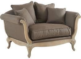 canapé 1 place et demi 44 best canapés en tissu images on armchairs couches