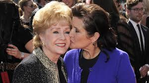 Debbie Reynolds by Debbie Reynolds And Carrie Fisher Will Have Joint Funeral And Be