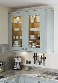 kitchen glass wall cabinets kitchens glass shelves simple bathroom decor glass