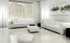 living room curtains white