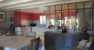 plan de cuisine ouverte sur salle à manger superior plan de cuisine ouverte 3 cuisine blanche 13 photos de