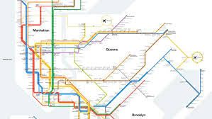 Jfk Airtrain Map Introducing The Weekender Youtube