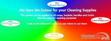 cleaning supplies color coding supplies mini mop microfibre