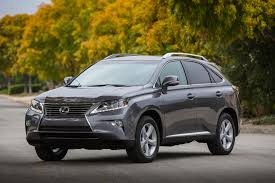 used lexus rx 350 hybrid 2015 lexus rx 350 safety review and crash test ratings the car