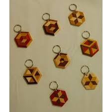 wooden key chain gifts specialty items wooden keychain