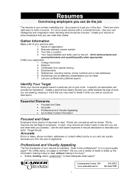 My First Job Resume by What Should I Put On My Resume For Skills Resume For Your Job