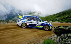 subaru drift car subaru to display rally cars new imprezas restored xt at sema