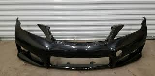 lexus is250 f sport price 2008 2012 lexus is250 f sport front bumper cover original genuine