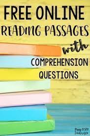 the 25 best free reading comprehension worksheets ideas on