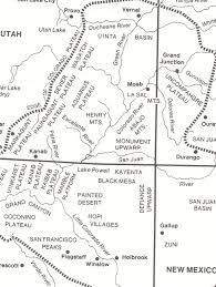 Map Of Durango Colorado by Colorado Plateau Map Photos Diagrams U0026 Topos Summitpost