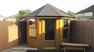 wooden gazebo installers in newry northern ireland