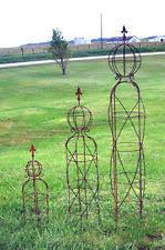 Obelisk Trellis Metal Iron Trellis Garden Structures U0026 Fencing Ebay