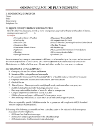 safety plan template download free documents for pdf word and excel