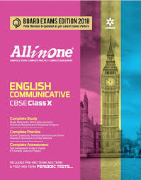 all in one english communicative cbse class 10th 2017 18 buy