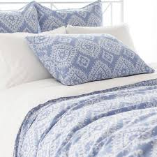 Pine Cone Hill Duvet District17 Ramala French Blue Duvet Cover Duvet Covers U0026 Comforters
