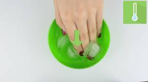 nail polish not drying properly water nail polish design
