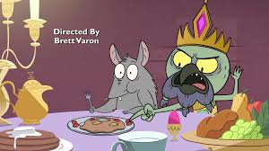 evil lunch fanon wiki fandom powered by wikia image s3e6 king ludo get that out of here png vs the