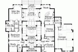 38 house plans inner courtyard interior courtyard house plans