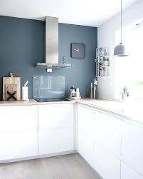 cuisine gris et bleu deco cuisine gris et noir photo cuisine et maison contemporaine bois