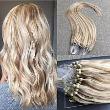 micro loop hair extensions shop highlighted loop micro ring remy human hair extensions