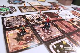 betrayal at house on the hill board game point of view
