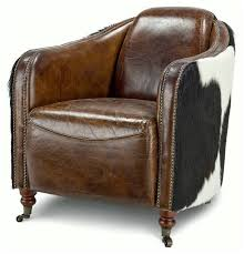 Leather Accent Chair Leather Accent Chairs With Arms Get The Ease To Take Care Of