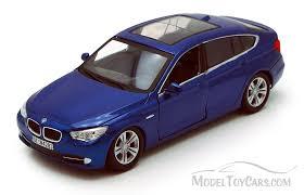 bmw model car bmw 5 series gt blue showcasts 73352 1 24 scale diecast model