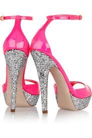 wedding shoes and accessories hot pink wedding shoes bridal splurge accessories miu miu 1
