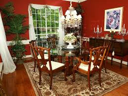 endearing traditional dining room color ideas with two tone dining