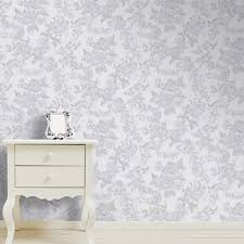 wallpaper grey uk vintage lace dove grey wallpaper by crown product id 681625