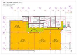 level floor typical floor plan vantage tower