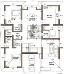 4 bedroom single house plans kerala small home plans single house plans luxury 4