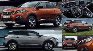 pezo car peugeot 3008 2017 pictures information u0026 specs