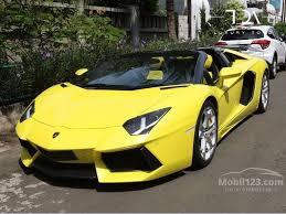 harga mobil lamborghini aventador lp700 4 jual mobil lamborghini aventador 2013 lp 700 4 6 5 di dki jakarta