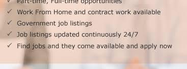 work from home jobs atlanta city of atlanta jobs hiring job search u0026 employment advice