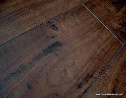 flooring 12 mm espresso wanut scraped laminate flooring